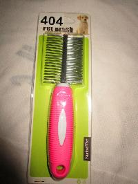 Happy Tail Stainless Steel Pin Dog Grooming Brush