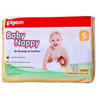 Pigeon Baby Diapers