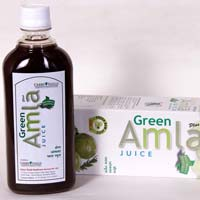 Green Amla Juice
