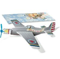 Mini Airplane Glider Favors
