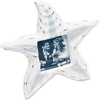 Small Wooden Starfish Photo Frame