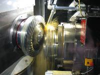 spiral bevel gear cutting machine