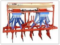 Zero Till Fertilizer Seed Drill