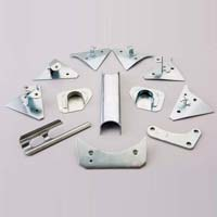 Two Wheeler Sheet Metal Parts