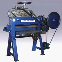 Motorised Paper Cutting Machine