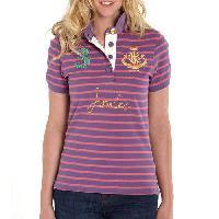 Ladies Half Sleeves Polo T-Shirts