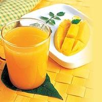 how to make mango juice in hindi