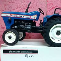 Tractor Toy Models