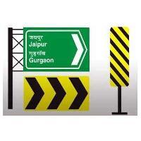 Retro Reflective Traffic Sign