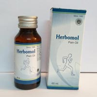Herbomol Pain Relief Oil