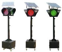 Solar Led Traffic Light