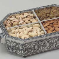 Dry Fruit Box Hexa