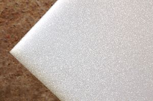 White Ld Foam Sheet