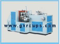 Automatic Single Pe Paper Cup Machine