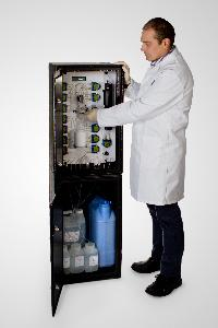 Online Metal Trace Analysis System