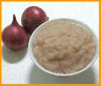 Red Onion Paste