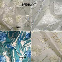 Bridely T Polyester Fabric