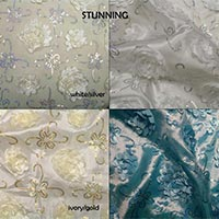 Stunning Polyester Fabric