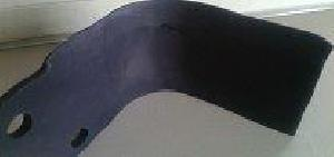 L Type Rotavator Blades