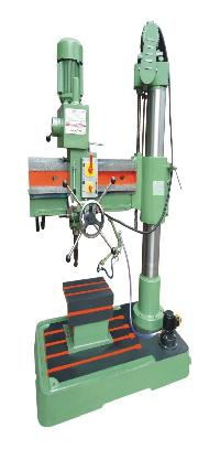 38mm all Geared fine Feed Radial Drill Machine