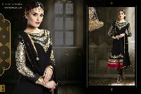 Georgette Anarkali Style Dress