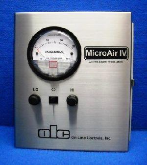 Ultra Low Air Pressure Controllers