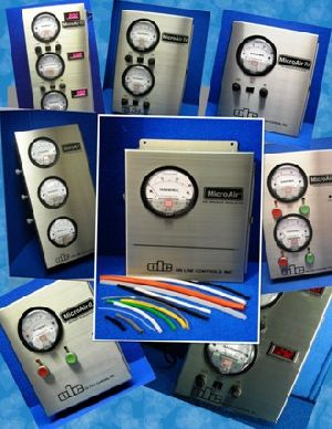Ultra Low Air Pressure Regulators