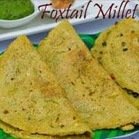 Mixed Millets Adai Dosa
