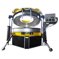 Electric Tyre Retreading Chamber