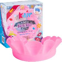 Silicone Material Baby Shower Cap