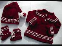 Baby Woolen Suit