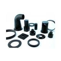 Injection Molded Rubber Parts