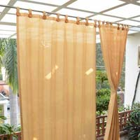 Outdoor Drape Curtains