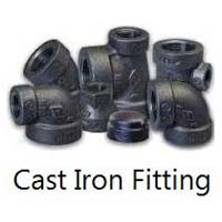 Cast Iron Fitting