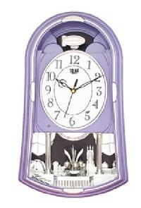 Musical Wall Clocks