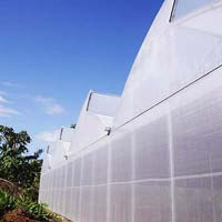 Poly Shade Net House