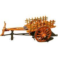 Decorative Bullock Cart