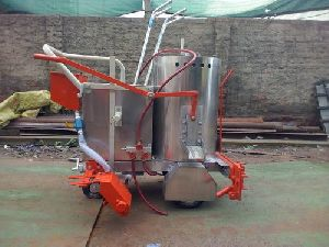 Semi Automatic Road Marking Machine