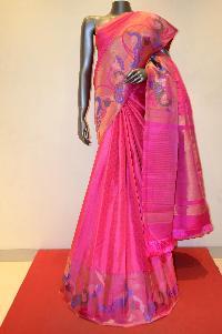 Handwoven Kancheepuram Silk Sarees