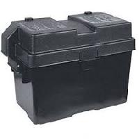 heat sealed polypropylene battery containers