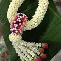 Fresh Flower Gajra,Fresh Flower Garland,Fresh Flower Jadai Chennai India