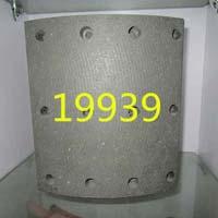 19939 Volvo spare parts brake lining