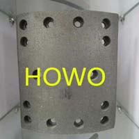 HIGH QUALITY BRAKE LINING WG9231342068/1 14 HOLE FOR HOWO TRUCK