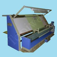 Fabric Rolling Cum Inspection Machine
