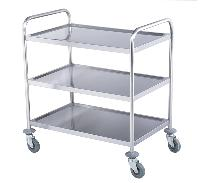 Metal Service Trolley