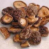 Dry Shiitake Mushroom