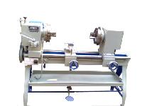 glass working lathe machine