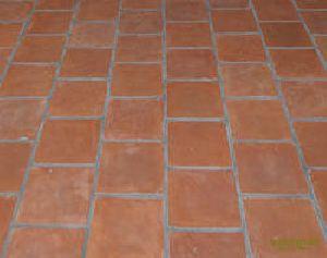 Terracotta Weathering Tiles