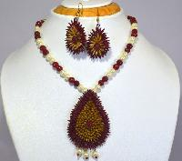 Beautiful Paddy Fashion Necklace Set