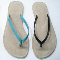 Ladies Leather Slippers